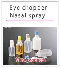 Eye dropper / Nasal spray